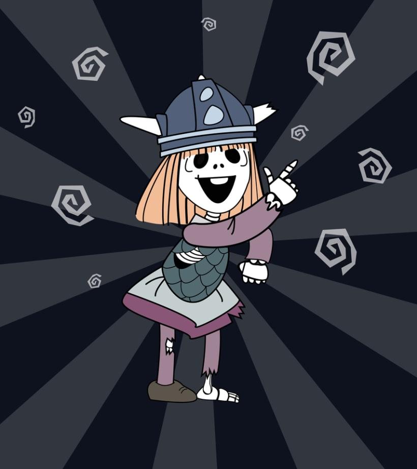 Vicky Esqueleto -1