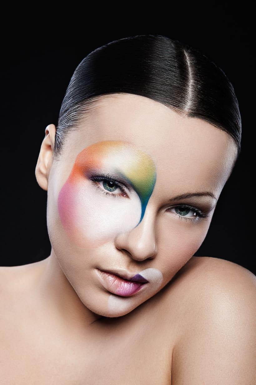 Beauty - Lulú Pérez concurso Kryolan 2