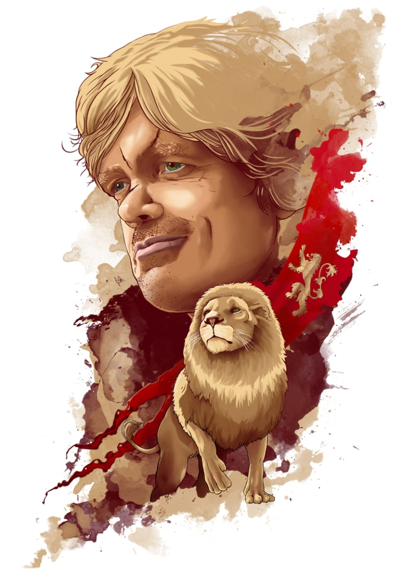 Tyrion Lannister.Real King 0