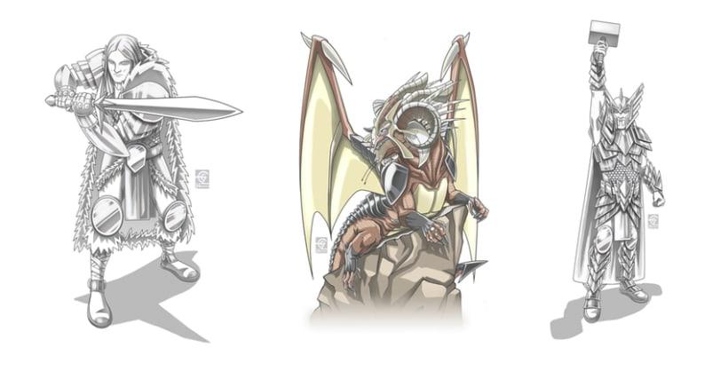 Sigfrido y los Nibelungos 1