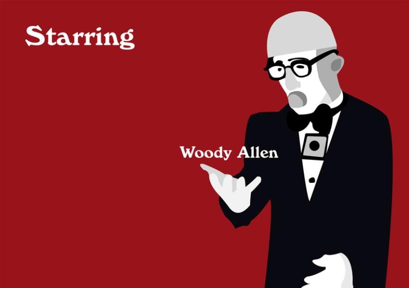 Créditos para ``Sleeper´´ (Woody Allen) 1