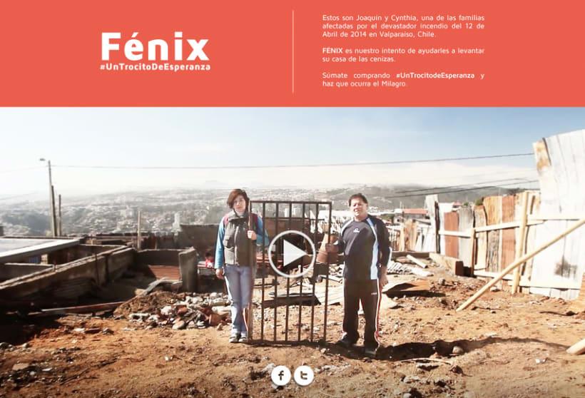 FÉNIX #UnTrocitoDeEsperanza 2