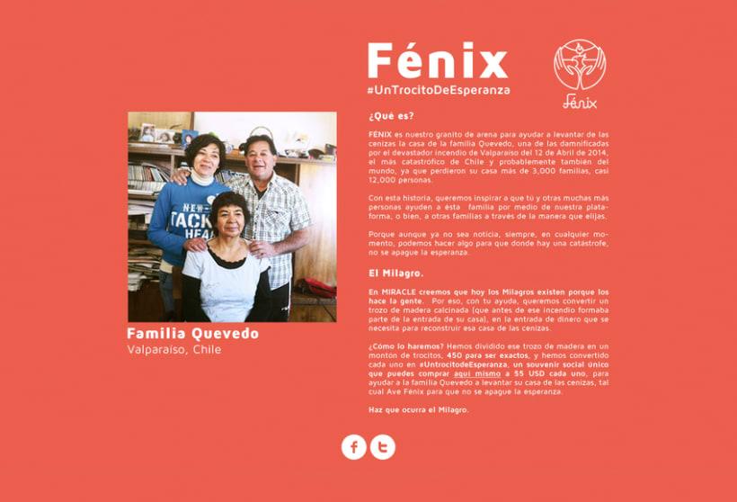 FÉNIX #UnTrocitoDeEsperanza 4