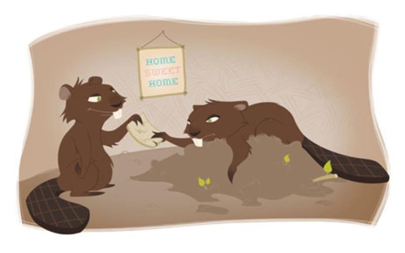 Twin Beavers 1