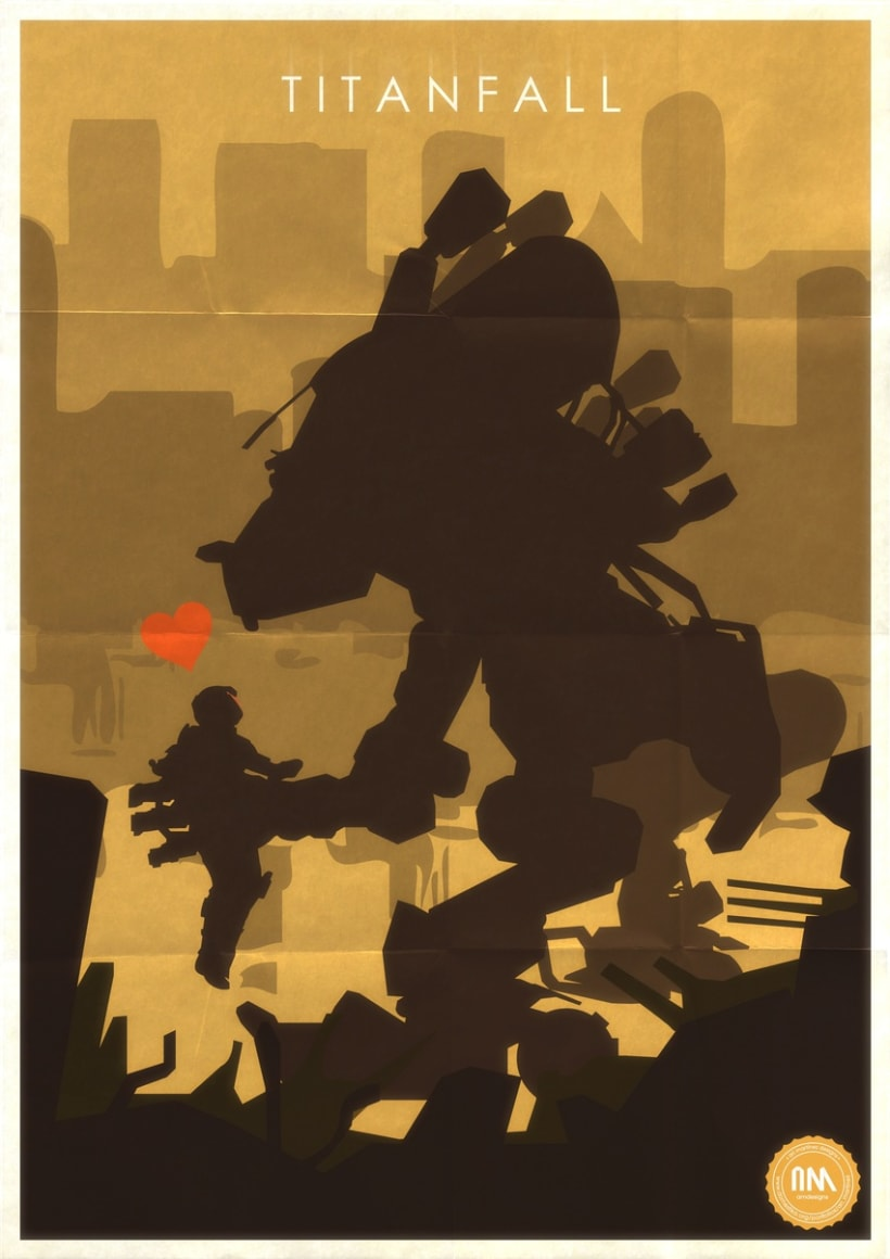 Videogame Posters 5