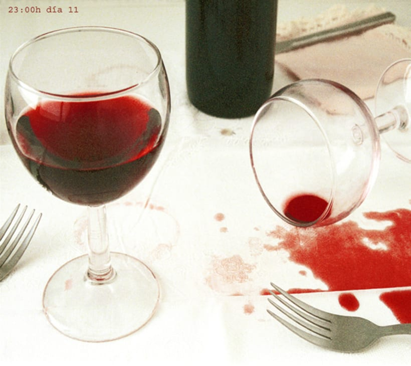 In vino veritas (En el vino la verdad) 3