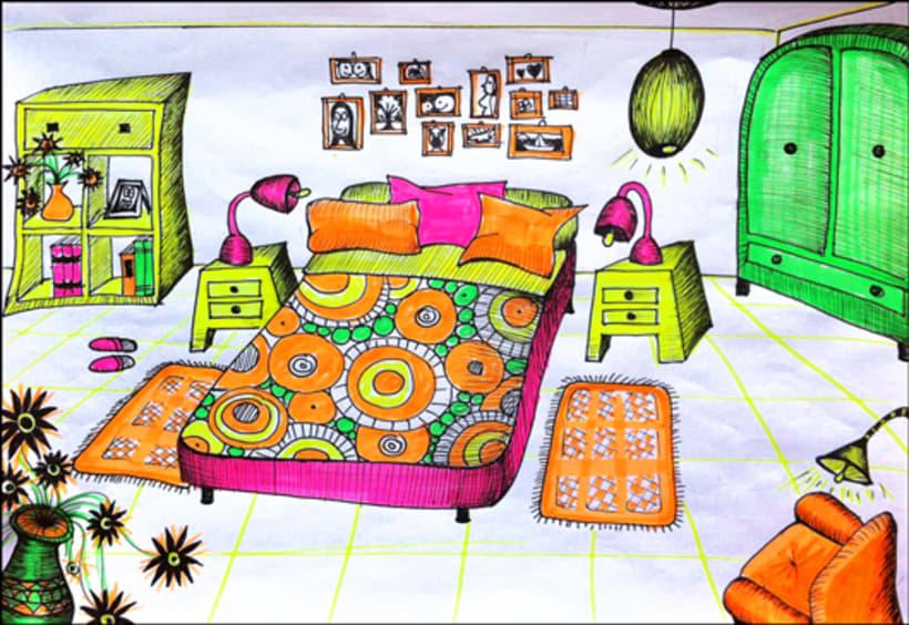 The highlighter house (en proceso) 7