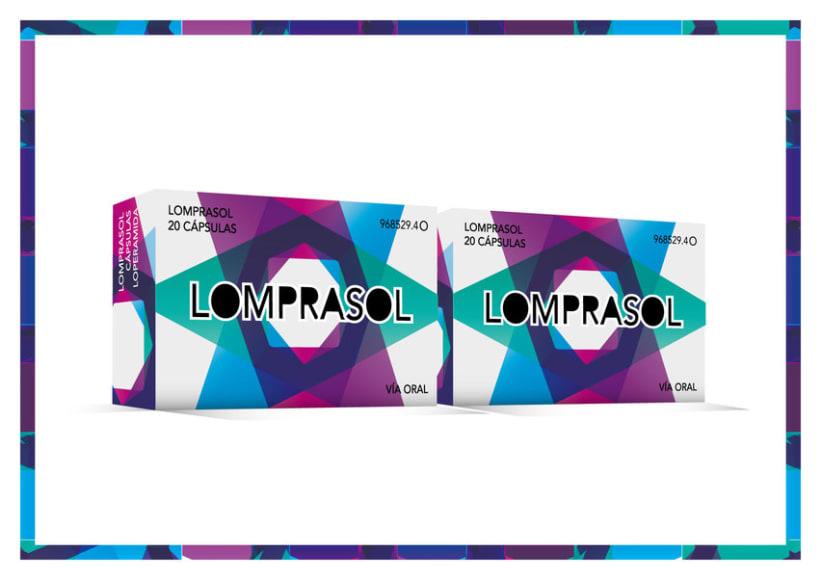 LOMPRASOL 1