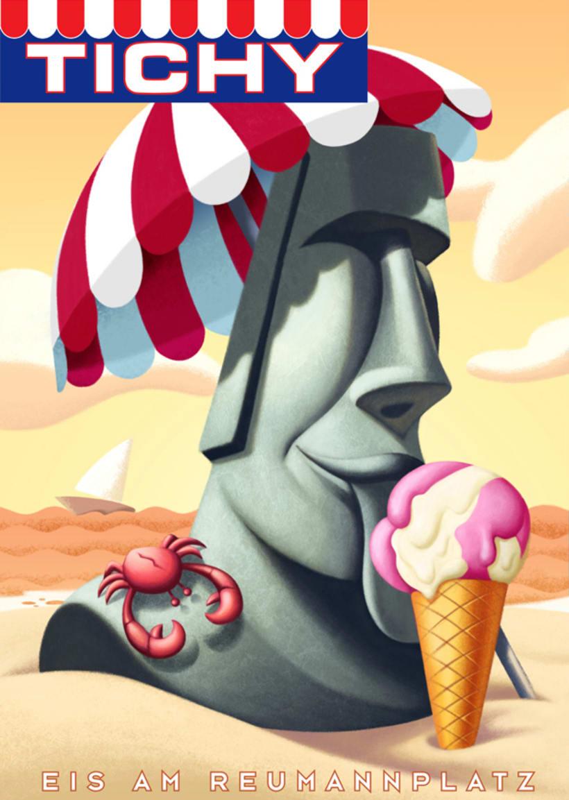 ice-cream posters 3