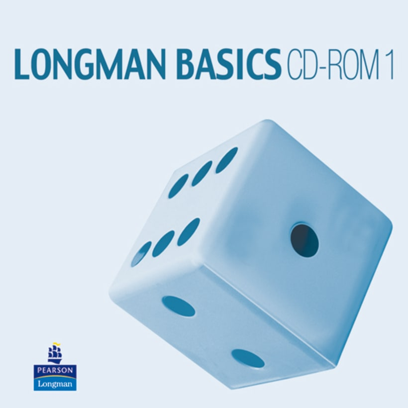 CD cover designs Longman Basics 2