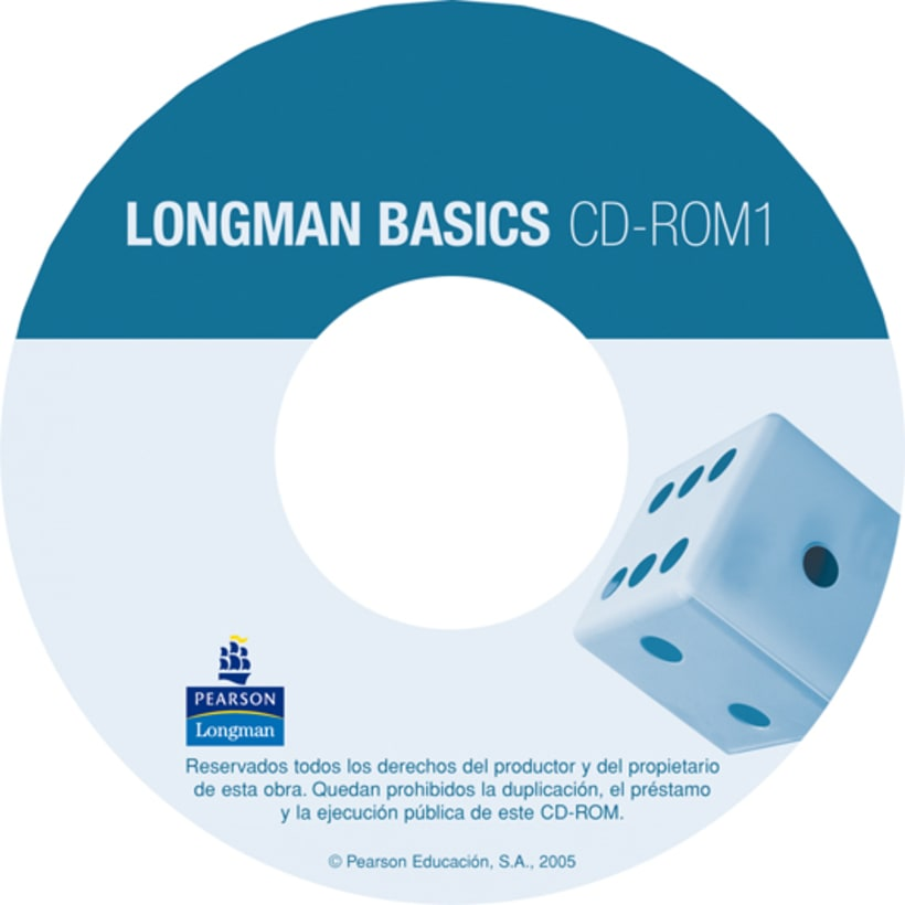 CD cover designs Longman Basics 3