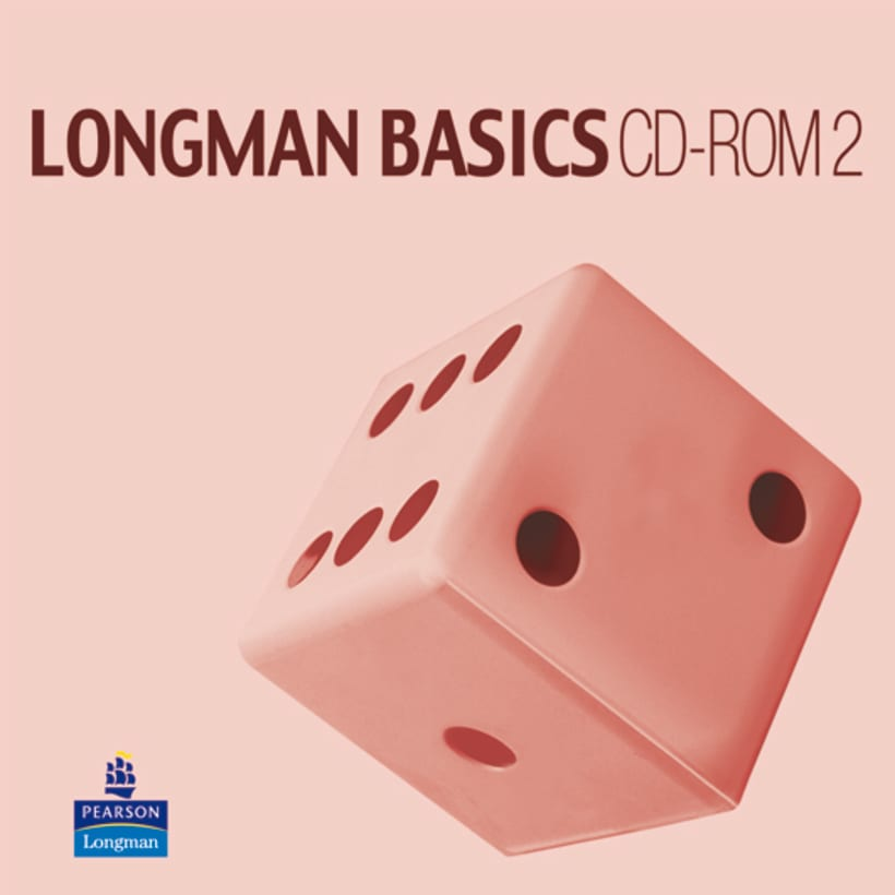 CD cover designs Longman Basics 4