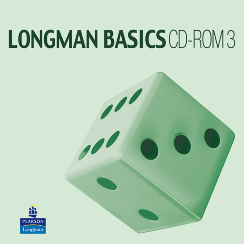 CD cover designs Longman Basics 6