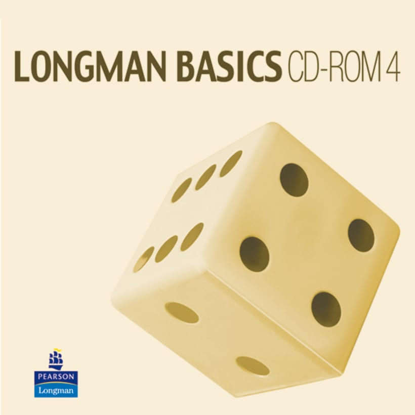 CD cover designs Longman Basics 8