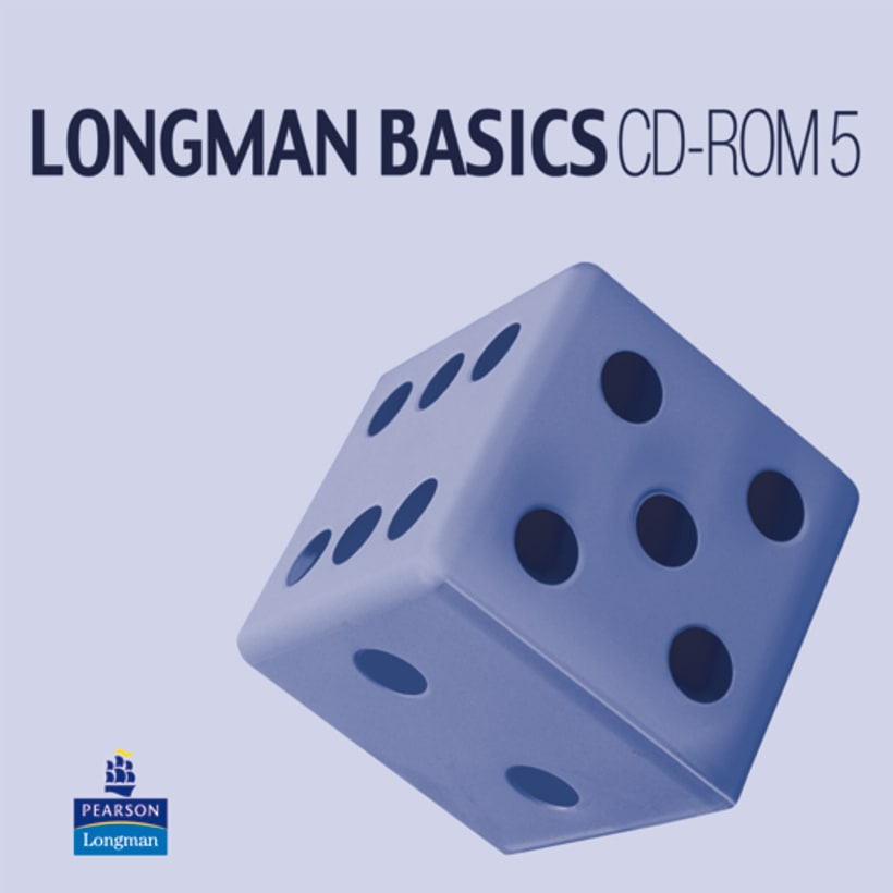 CD cover designs Longman Basics 10