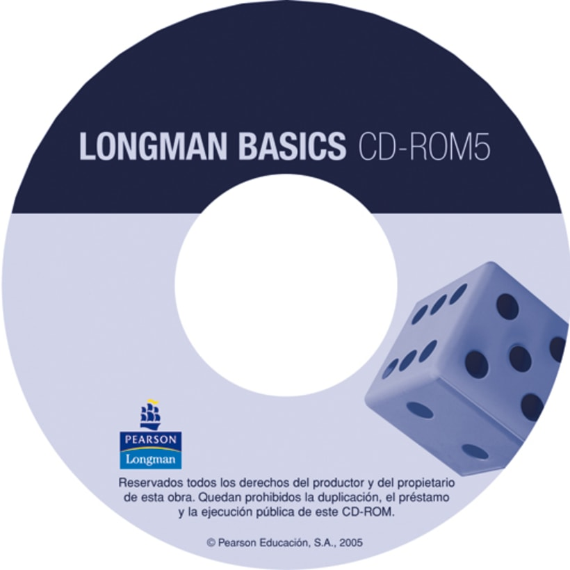 CD cover designs Longman Basics 11
