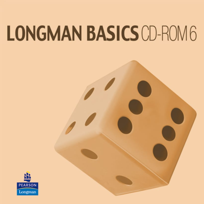 CD cover designs Longman Basics 12