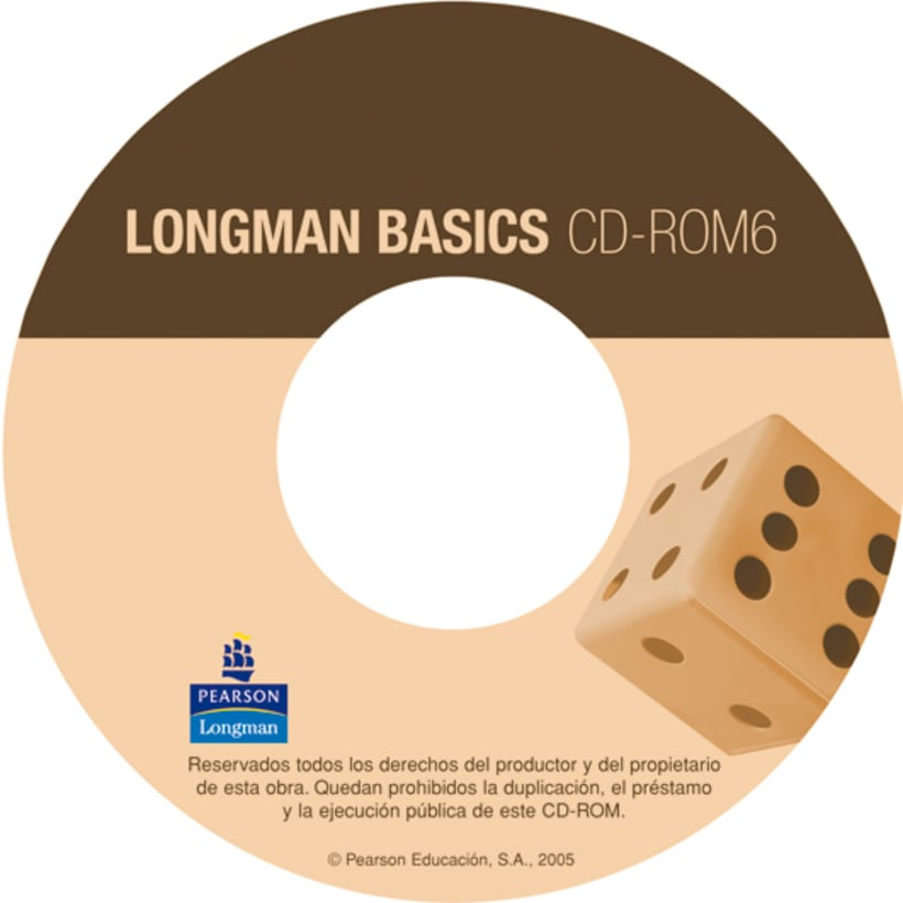 CD cover designs Longman Basics 13