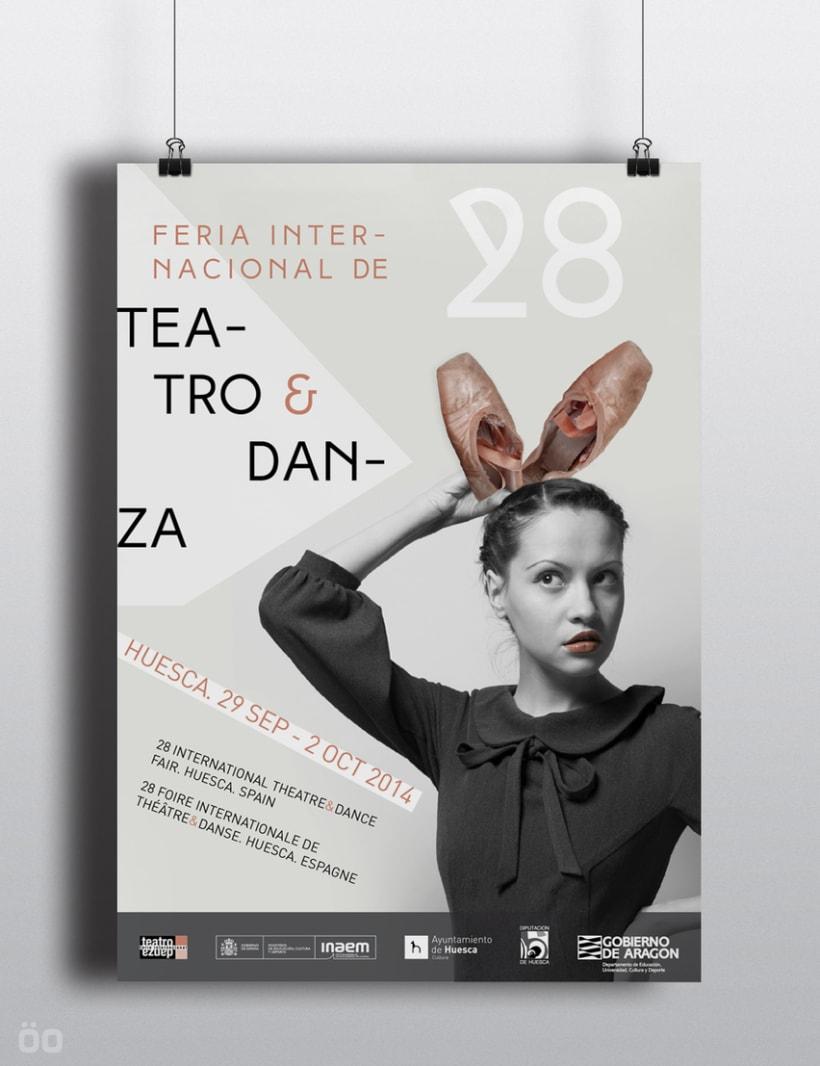 28 Feria Internacional de Teatro & Danza -1