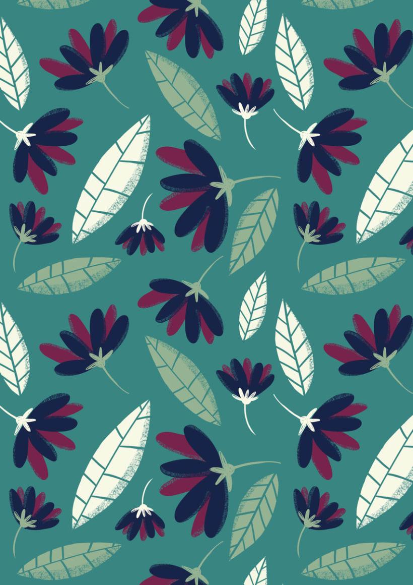 Floral Patterns 0