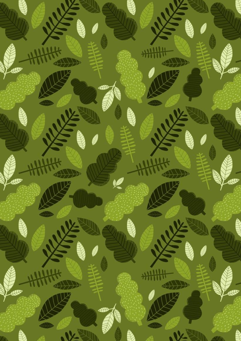 Floral Patterns 2