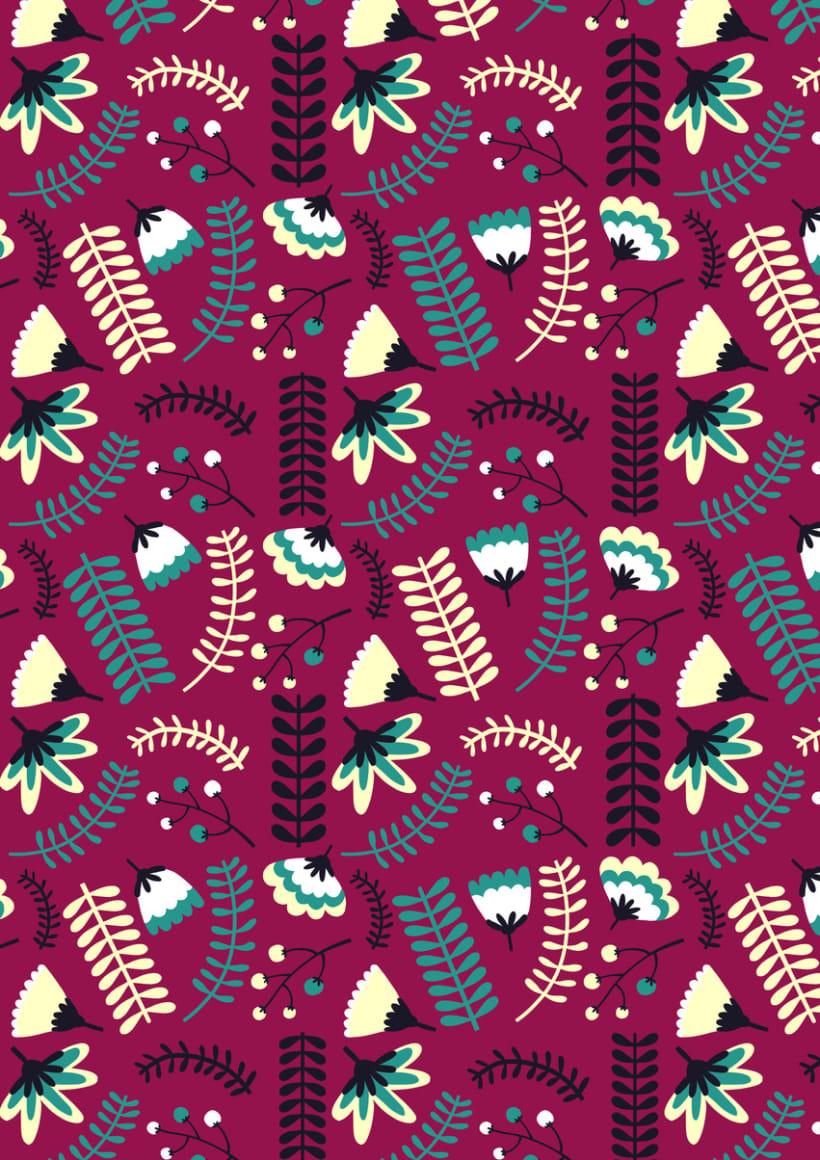 Floral Patterns 3