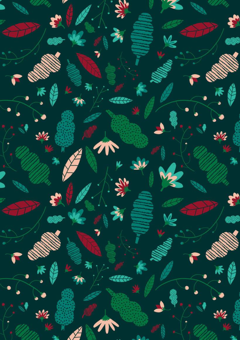 Floral Patterns 4