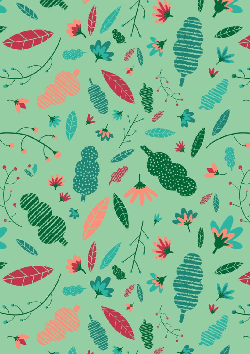 Floral Patterns 5