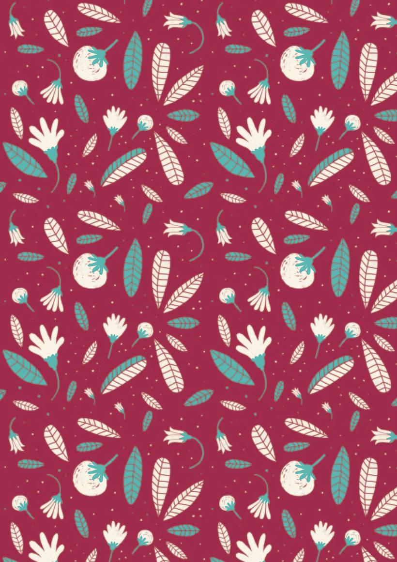Floral Patterns 6