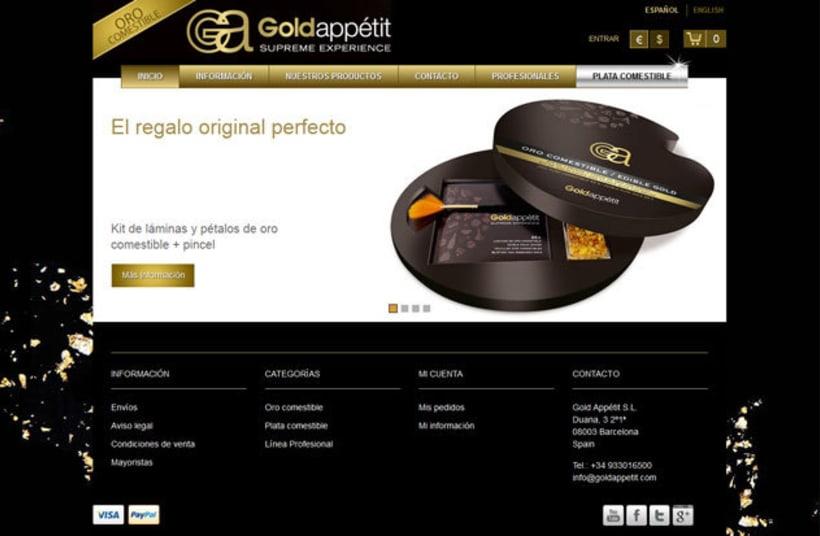 Gold Appétit -1