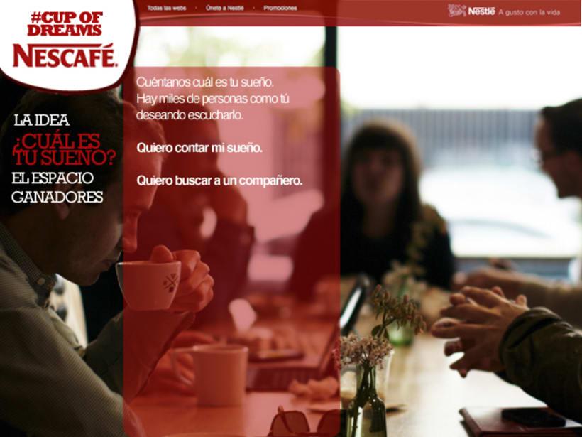 Cup Of Dreams- Campaña para Nescafé (El Sol Bilbao 2014) 2