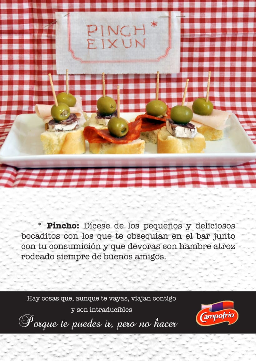 Intraducibles-Campaña Gráfica para Campofrío-The Cotorras 2
