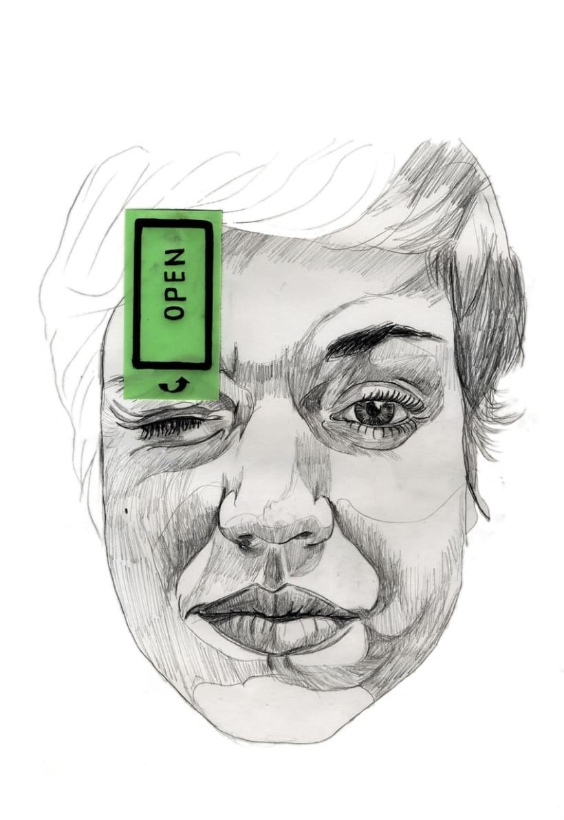 Ilustraciones-técnica mixta 0