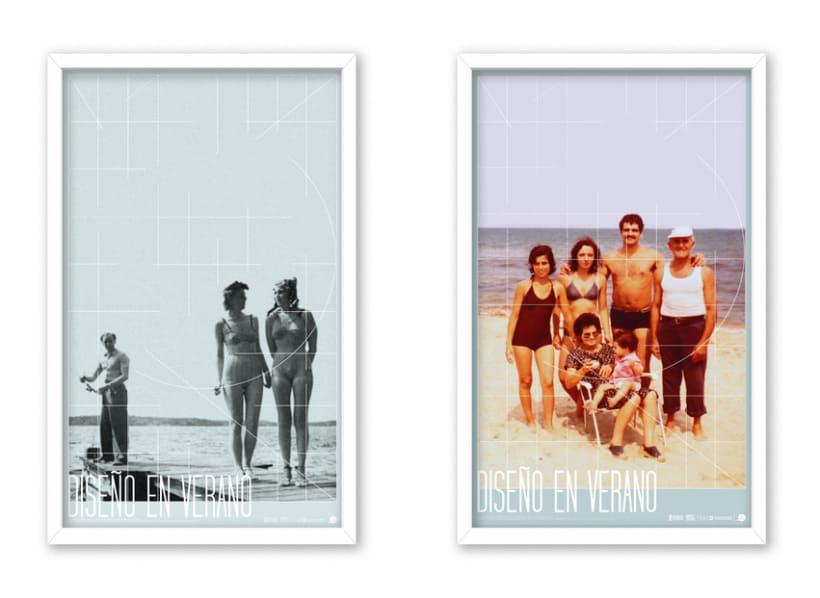 Diseño en verano 1