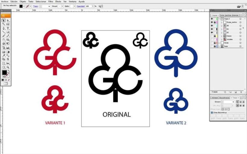 Pruebas de logotipos 3