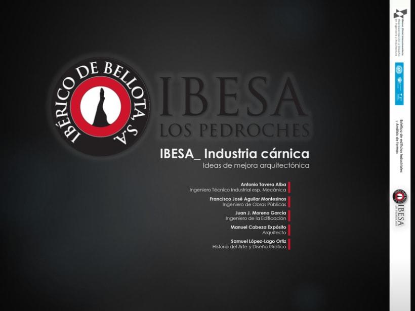 3D RENDER | Propuesta de nueva fachada para IBESA 0