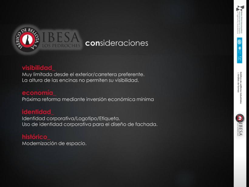 3D RENDER | Propuesta de nueva fachada para IBESA 2