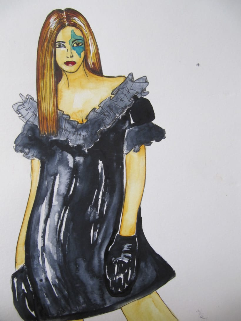 Fashion Illustration -1