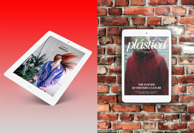 iPad Magazine and Editorial Management 3