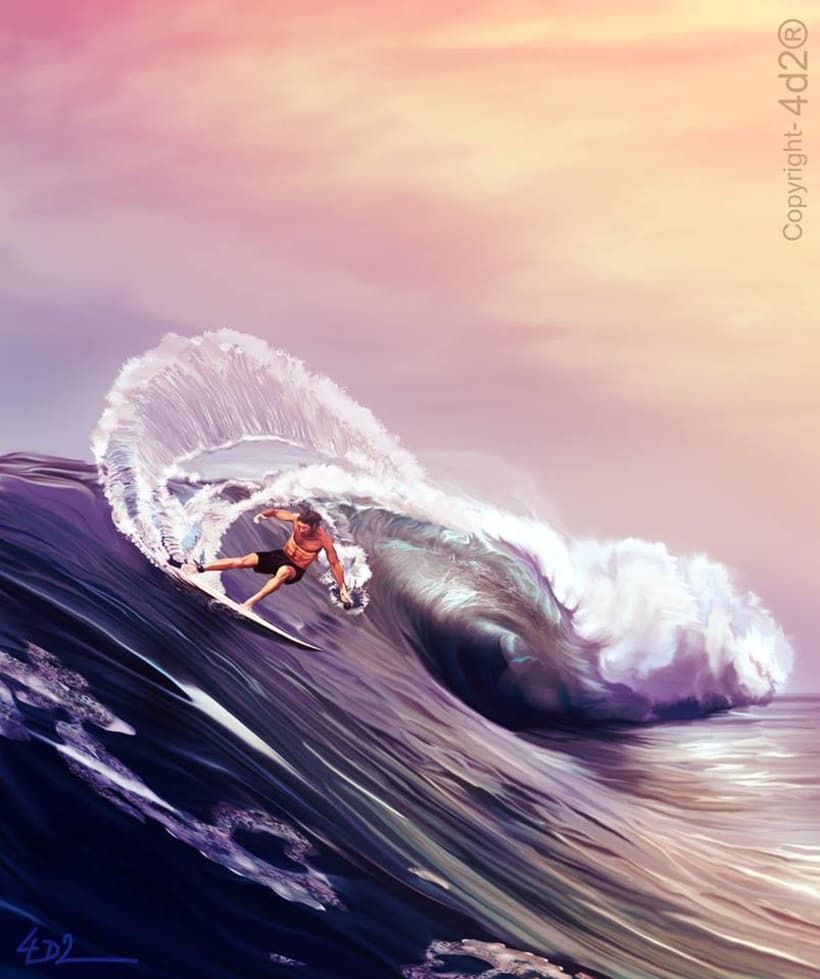 4D2 Surf&arte 4