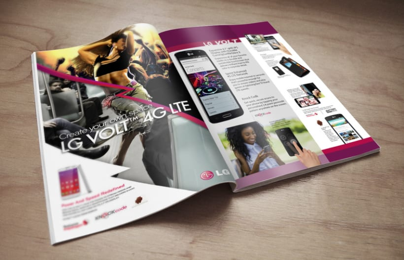 LG Volt - Create your own space - LG Mobile 0