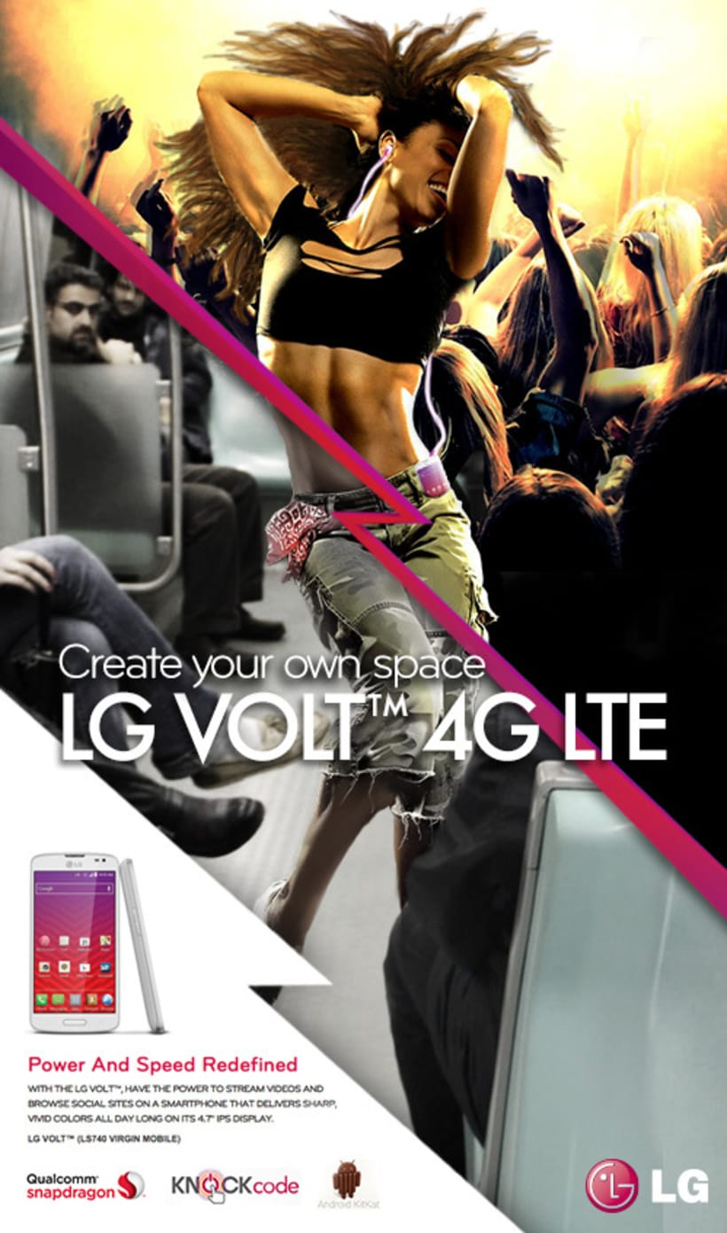 LG Volt - Create your own space - LG Mobile 1