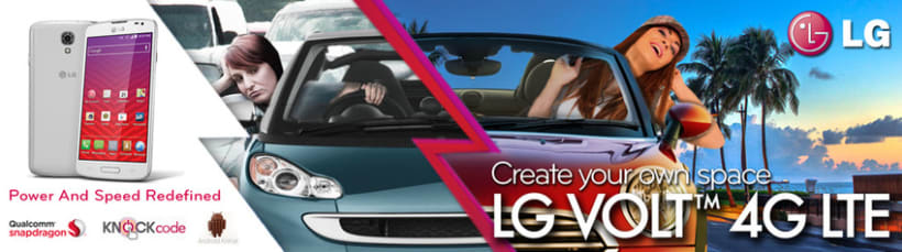 LG Volt - Create your own space - LG Mobile 5