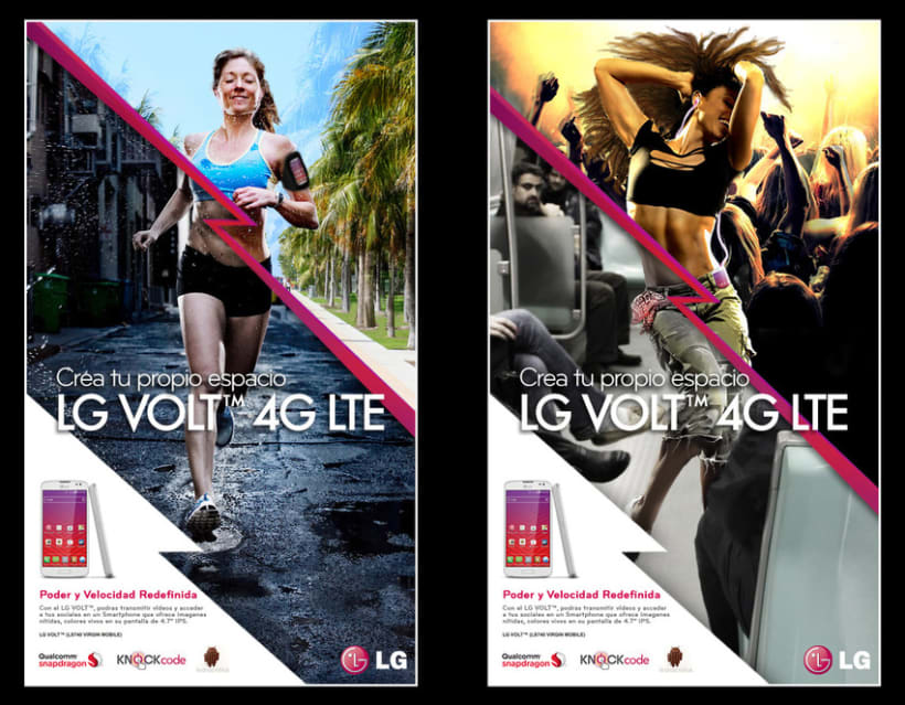LG Volt - Create your own space - LG Mobile 8
