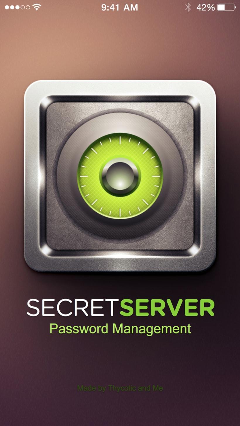 Secret Server App 0