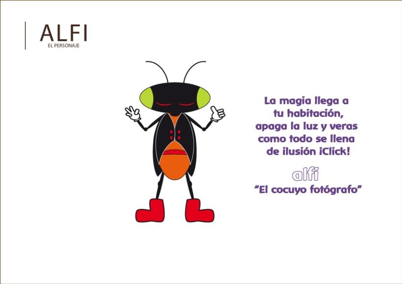 Alfi, El cocuyo fotógrafo (by AlfChoice) 1