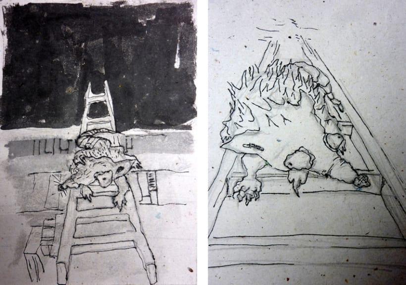 Illustration Book Rat Pat 1
