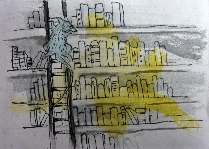 Illustration Book Rat Pat 2