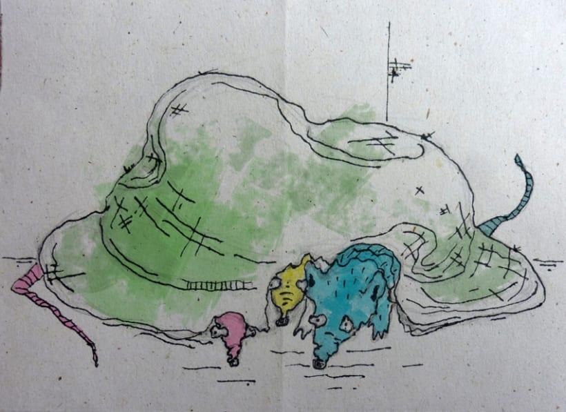 Illustration Book Rat Pat 6