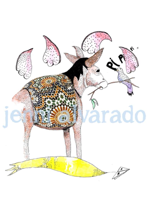 """Las aventuras de Lula en: """"Los tesoros de Marruecos"""" 6"""
